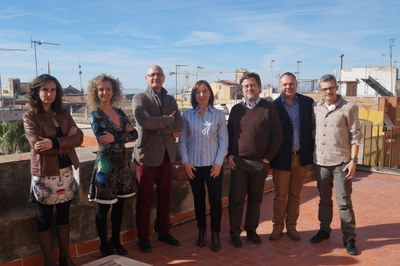 L'entorn de la catedral de Tarragona, centre d'estudi d'un futur projecte europeu