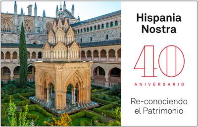 """L'exposició """"Hispania Nostra. 40 aniversario"""" arriba a Tarragona"""