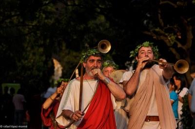 L'Amfiteatre, escenari dels antics sons de Roma, celebració de victòries militars i lluites de gladiadors