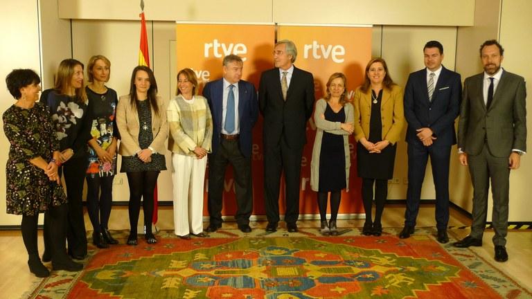RTVE i el Grup Ciutats Patrimoni produiran una sèrie documental en 4K