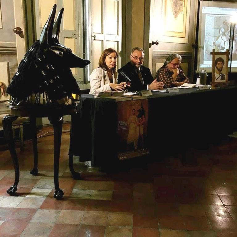 Tarraco Viva es presenta a Barcelona
