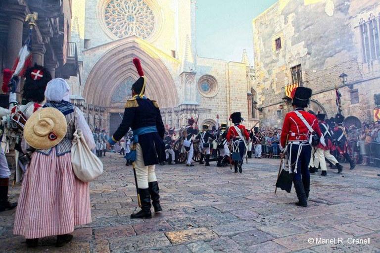 L'associació Setge de Tarragona 1811 programa un cicle de conferències i una ofrena floral