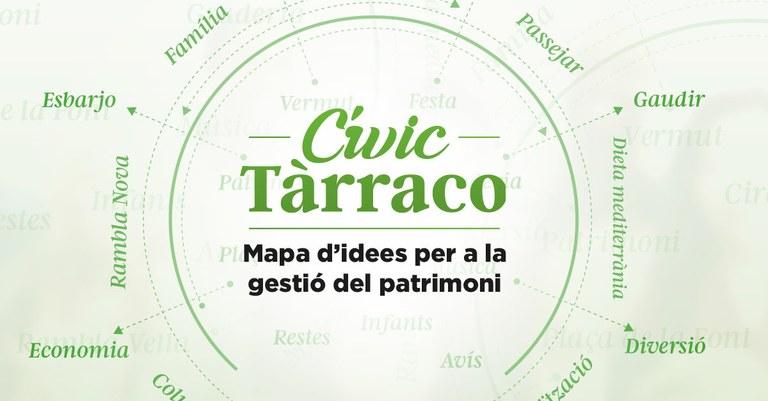 Tarragona engega un procés participatiu al voltant del patrimoni històric
