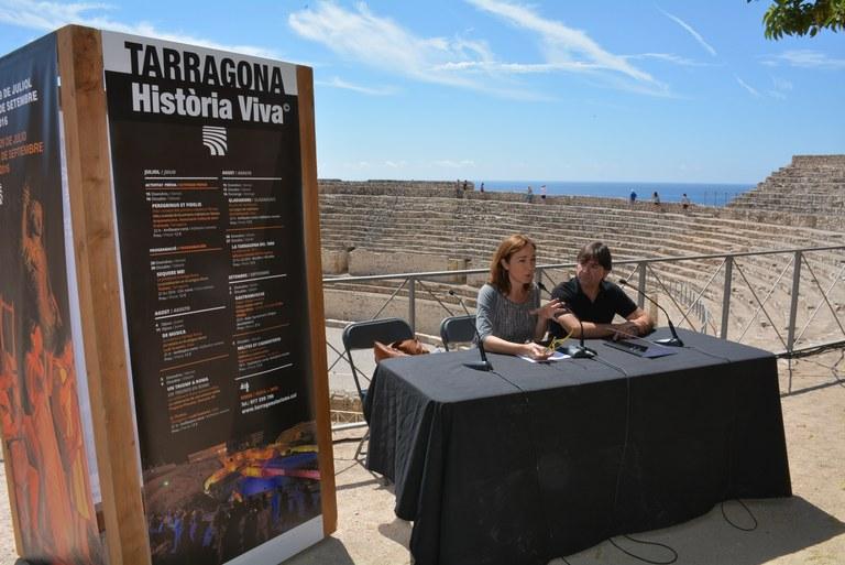 Tarragona Història Viva ofereix noves reconstruccions històriques aquest estiu