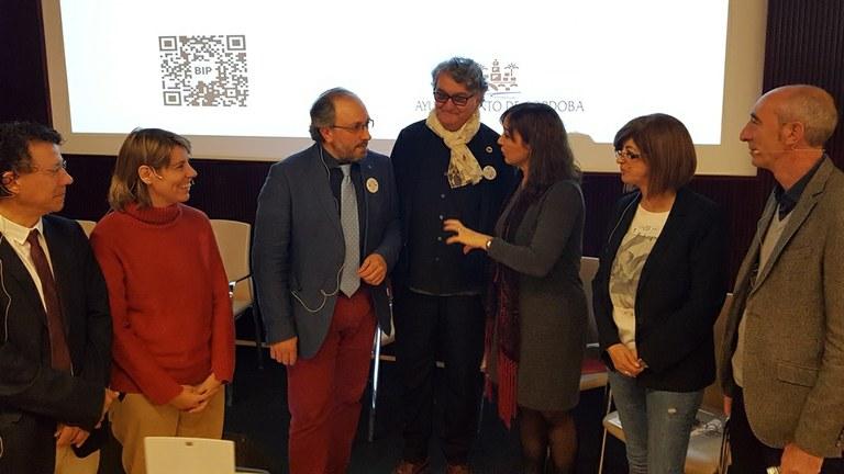 Tarragona, present a la I Biennal Internacional de Patrimoni de Còrdova