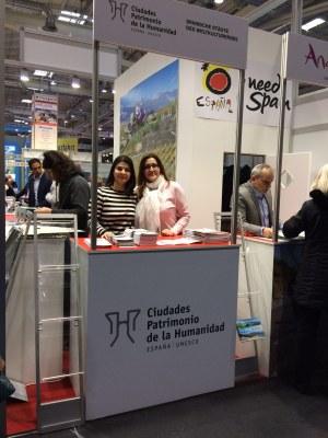 Tarragona promociona la seva oferta cultural a la Fira Reisen d'Hamburg amb les Ciutats Patrimoni
