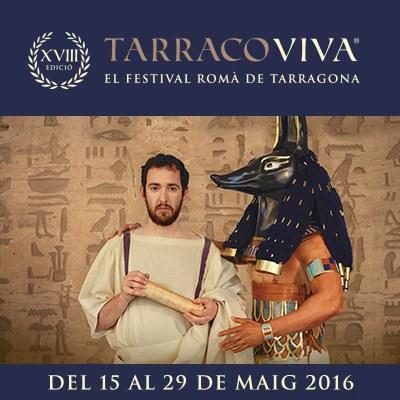 Venda d'entrades de Tarraco Viva