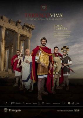Diumenge inicia el 19è Festival Tarraco Viva amb més influència grega que mai