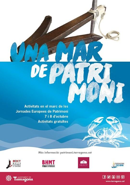 Les Jornades Europees de Patrimoni conviden a descobrir el Port Romà i la història del Camí de Ronda tarragoní