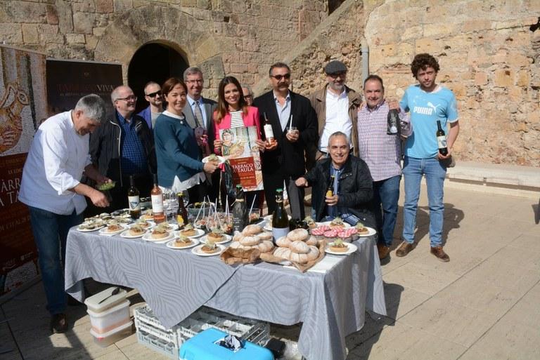 Les jornades gastronòmiques Tàrraco a Taula arriben a la 20a edició