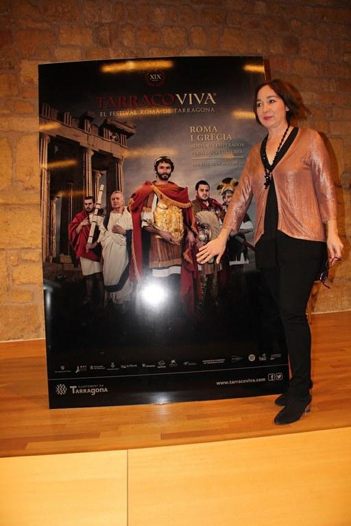 Tarraco Viva enllaçarà el món romà amb el grec en l'edició d'enguany