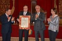 Joan Josep Marca Torrents, Fill Predilecte de Tarragona