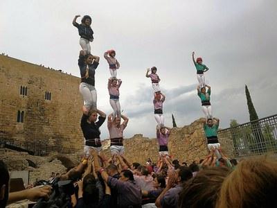 La 6a edició de Tarragona, Ciutat de Castells amplia el nombre d'exhibicions i reforça la promoció de la vivència castellera als locals