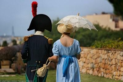 L'Associació Setge de Tarragona 1811 commemora l'aniversari de la Guerra del Francès a la ciutat