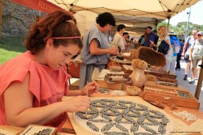 Tarraco Viva, espai de trobada de museus i jaciments d'època romana