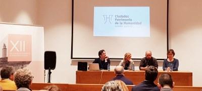 Tarragona participa en la XII Trobada de Gestors de Patrimoni Mundial a Espanya
