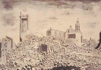 Commemoració del setge de Tarragona 1811