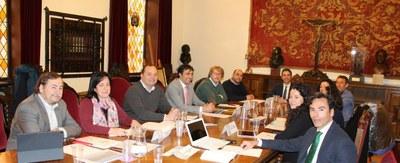 Els regidors d'Hisenda del Grup de Ciutats Patrimoni de la Humanitat d'Espanya reclamen a l'Estat finançament per a les ciutats patrimoni