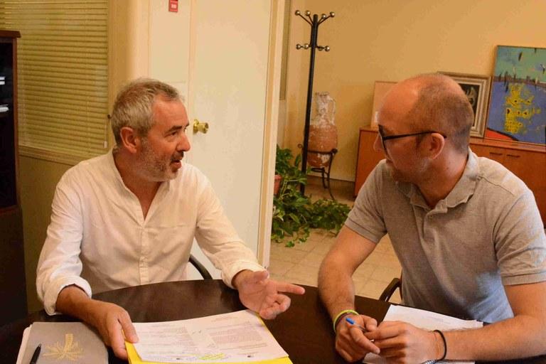 L'Ajuntament de Tarragona expressa el seu compromís per millorar el patrimoni romà de la ciutat