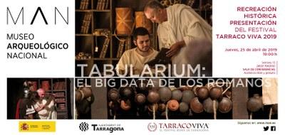 La 21a edició del Festival Tarraco Viva es presenta al Museo Arqueológico Nacional de Madrid