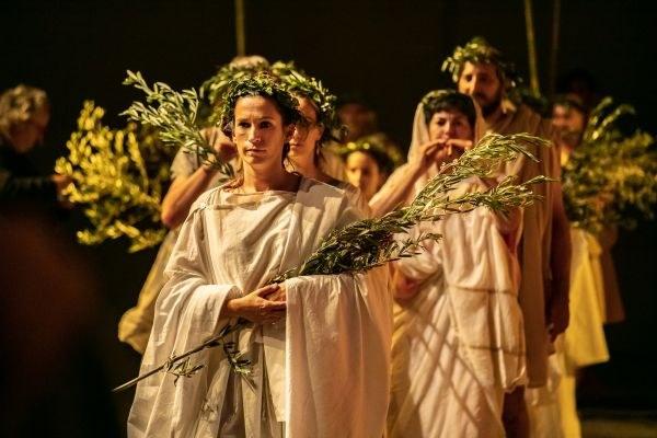 La recreació «Roma fundadora de ciutats» inaugura la 21a edició de Tarraco Viva