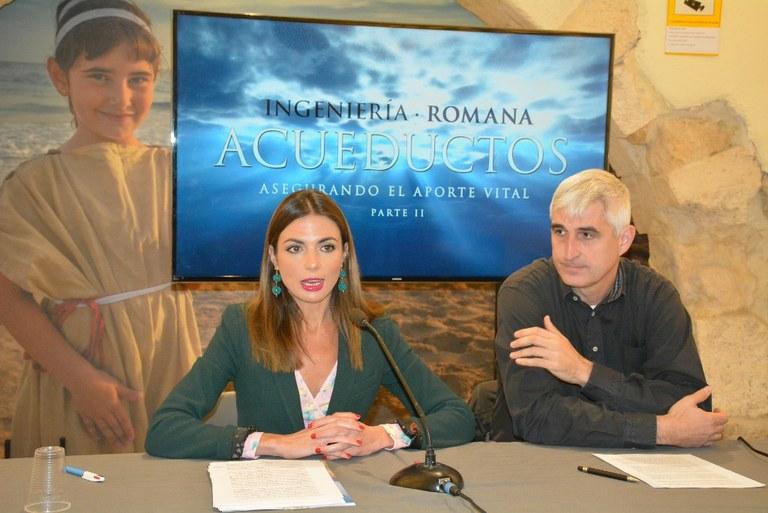 La sèrie 'Ingeniería romana', amb destacada presència de Tarragona, es veurà a la televisió Al-Jazeera