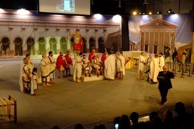 Tarraco Viva reivindica el paper de les ciutats en l'antiguitat i ratifica el seu caràcter de festival «slow»