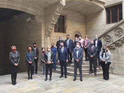 Ajuntament i Generalitat es comprometen a treballar junts per al futur del patrimoni de Tàrraco