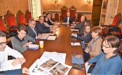 El Consell Assessor de Patrimoni Històric reprèn les reunions