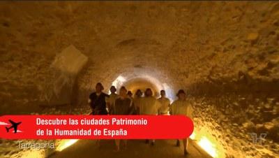 En marxa la campanya publicitària del Grup de Ciutats Patrimoni de la Humanitat