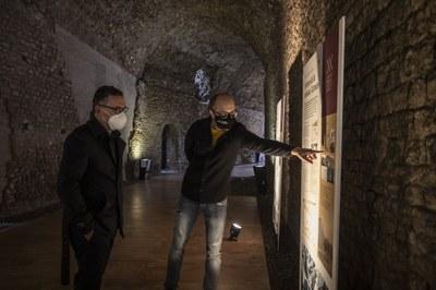 La Conselleria de Patrimoni presenta una exposició que explica els projectes de recuperació i millora que s'estan duent a terme a Tarragona
