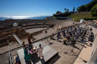 Tarraco Viva finalitza l'edició més resilient de la seva història