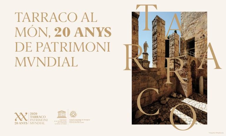 Tarragona celebra els 20 anys de Patrimoni Mundial de la Humanitat