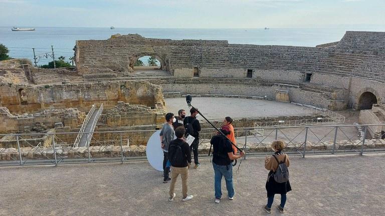 Tarragona serà un dels escenaris de 'Batalla Monumental', el nou programa de TV3 dedicat al patrimoni