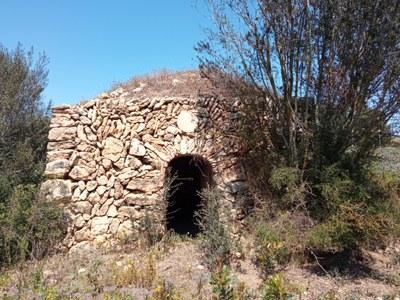 En marxa el programa de recuperació de l'art de la pedra seca a Tarragona