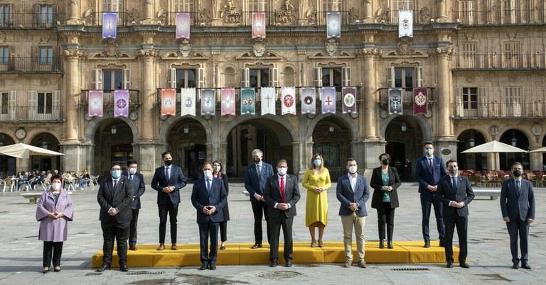 Tarragona i les ciutats patrimoni marquen a l'Assemblea General el punt de partida de la recuperació turística