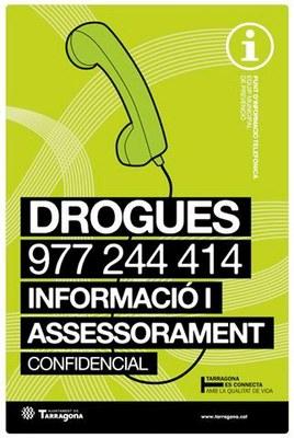 Drogues - Informació i assessorament
