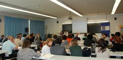 Tarragona va acollir els dies 15 i 16 d'abril el seminari europeu del projecte Democràcia, Ciutats i Drogues (DC&D)
