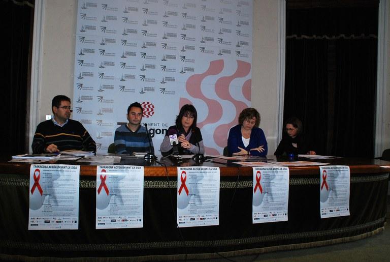 Tarragona celebra la Setmana de la Sida amb un ampli programa d'actes