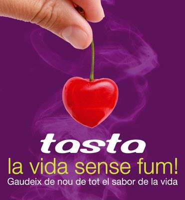 Tasta la vida sense fum 2010!