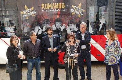 El proper dissabte surt al carrer el Komando NitsQ