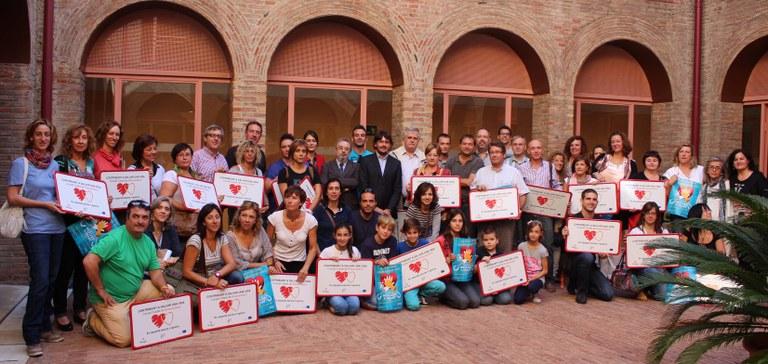 26 centres educatius de la ciutat participen al programa Suport Vital Bàsic