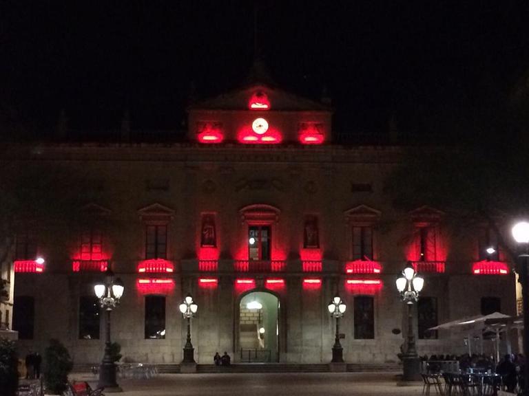 Tarragona se suma al Dia Mundial de la Sida