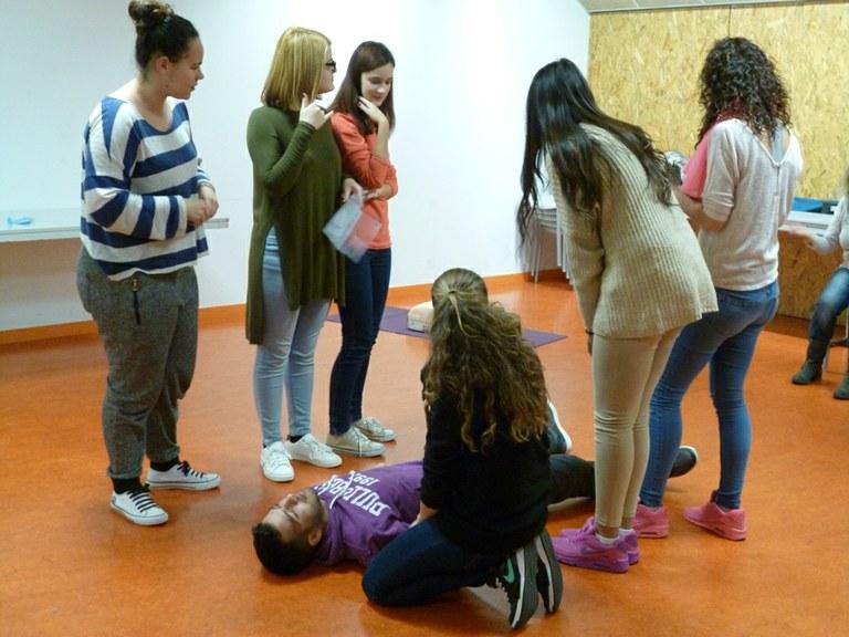 L'Ajuntament i les entitats H₂O i Assexora'tgn realitzen la 6a edició de Joves Promotors de Salut