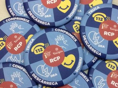 Tarragona celebra el Dia Europeu de conscienciació de l'aturada cardíaca