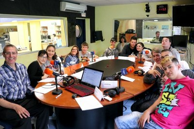 3.000 alumnes participen en una «aventura» radiofònica de 15 anys