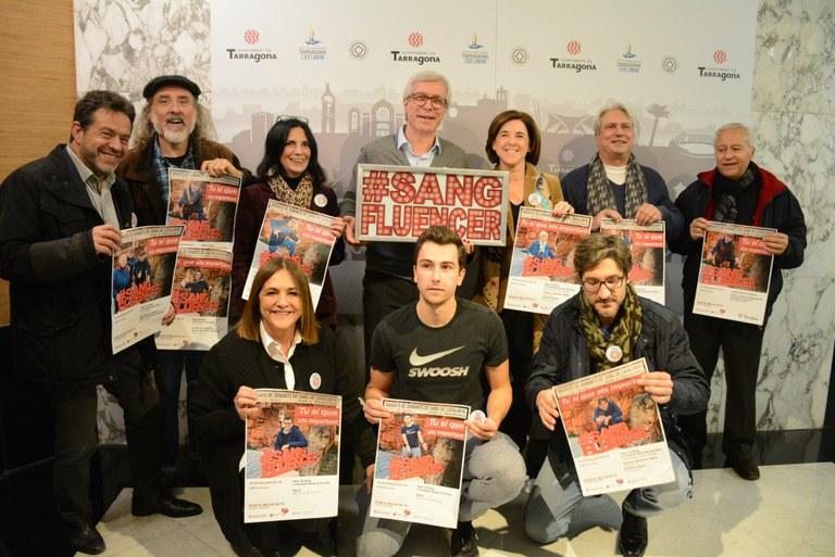 El Banc de Sang busca 10.000 donants a la Marató de Catalunya