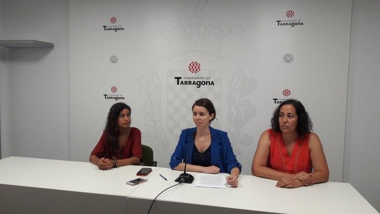 L'Ajuntament de Tarragona i les entitats animalistes acorden un pla d'acció ètic per a la cura dels porcs vietnamites