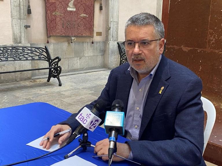 L'Ajuntament de Tarragona tanca els parcs infantils, les oficines d'atenció turística, museus i teatres per minimitzar el risc de contagi del coronavirus