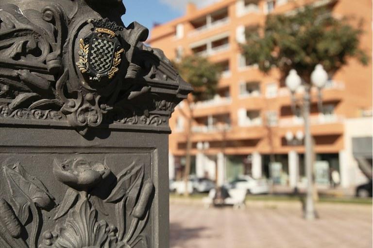 Tarragona talla l'aigua de les fonts públiques per evitar el risc de contagi